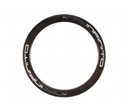 Infinito D6t Front/rear Rim (glossy)