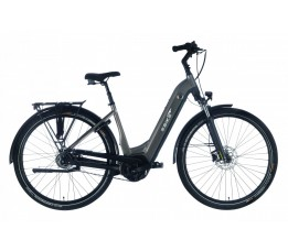Ebike Das Original Tour 004+ Wave /performance / Intube 500 Wh / Intu, Gold Graphite - Black Matt
