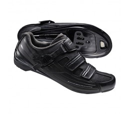 Shimano Bicycle Shoes Sh-rp300sl 47.0 Black Ind.pack