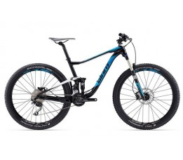 Giant Anthem 27.5, Black/white/blue
