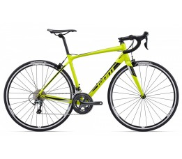Giant Contend Sl, Green/black
