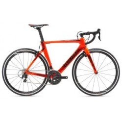 Giant Propel Advanced, Neon Red