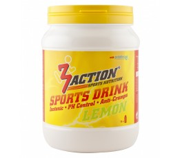 3action Sports Drink - 500g (lemon)