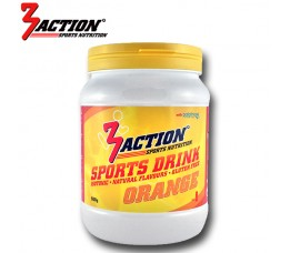 3action Sports Drink - 500g (orange)