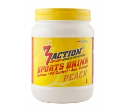 3action Sports Drink - 500g (peach)