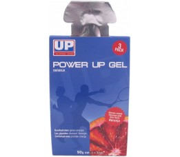 Up Power-up Gel Naranja - 30 Gram (3-stuks)