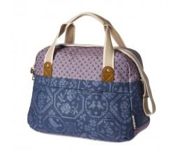 Basil Tas Bas Boheme Carry All Indigo 18l