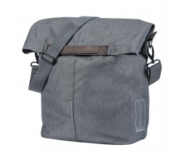 Basil Tas Bas City Shopper Grey Melee
