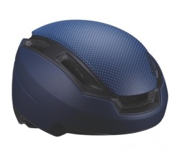 Bbb Bhe-56 Helm Indra Speed 45 M Mat Donker Blauw