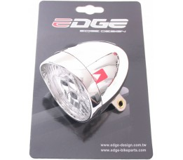 Edge Koplamp Retro 3 Led Aan/uit - Incl. Batterijen -