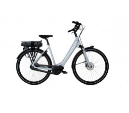 Multicycle Solo, Gray Matte